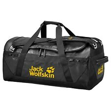 Jack Wolfskin Expedition Trunk 100 Gear Bag Black One Size