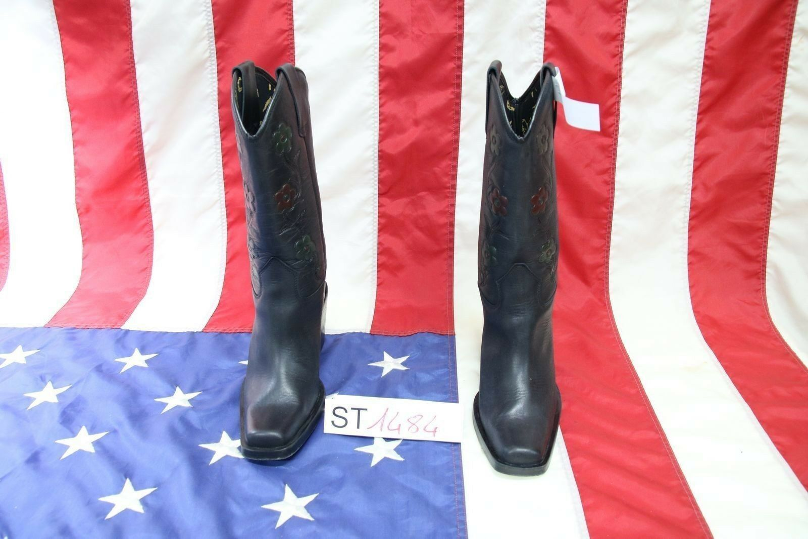 Botas boots (Cod.ST1484) western country mujer usado