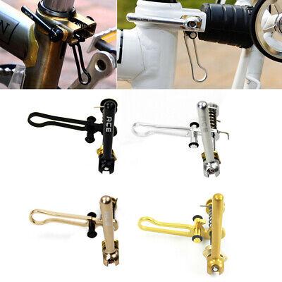 ACE Titanium Axle Bike Seatpost Clamp Kit For Brompton Folding Bike Classic