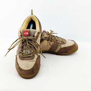 The North Face Brown Hiking Trail Lace