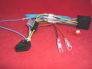 s l300 parrot asteroid smart replacement wiring harness iso lead cable smart wiring harness at bayanpartner.co