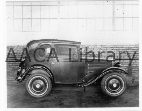 Ref. # 22524 1930 Austin American Bantam Coupe car Factory Photograph