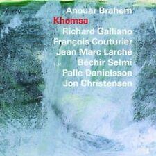 ANOUAR BRAHEM - KHOMSA  CD  16 TRACKS MODERN WORLD-JAZZ / ETHNO-JAZZ  NEU