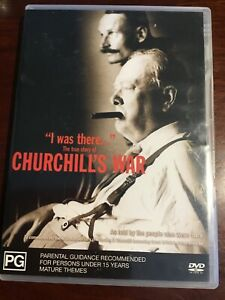 I-WAS-THERE-THE-TRUE-STORY-OF-CHURCHILL-S-WAR-Like-New-DVD-R-All-PAL