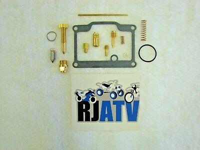 Shindy Carburetor Rebuild Kit Polaris 400 400L Sport 2x4//4x4 1994-1995 Carb