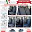 Liners Housses de Siège sur Mesure Iveco Daily VI à partir 2014/> Foderine
