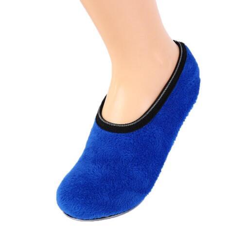 Women Slipper Socks Indoor Floor Nonslip Ankle Soft Low Cut Warm Winter Sock New