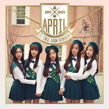 APRIL - [BOING BOING] 1st Single Album CD+Photo Booklet+Photo Card Sealed K-POP