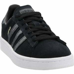 adidas-Campus-Sneakers-Casual-Sneakers-Black-Boys-Size-4-M