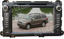 "2010-2013 Toyota Sienna Navigation System Radio car DVD player TV GPS 8"" HD LCD"