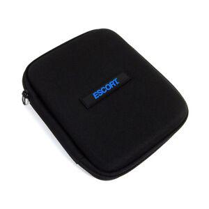 Escort-Radar-Detector-GPS-Cord-Electronics-Zipper-Carry-Case-Color-Black-7x6
