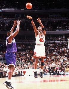 1995 MICHAEL JORDAN Chicago Bulls #45