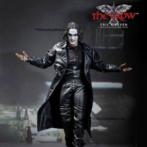 THE CROW - der Rabe - Eric Draven 1/6 Action-Figur 12