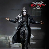 "THE CROW - il Corvo - Eric Draven 1/6 Action Figure 12"" Hot Toys"