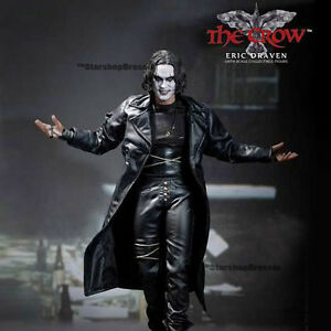 Hot Toys The Crow Eric Draven Mms210