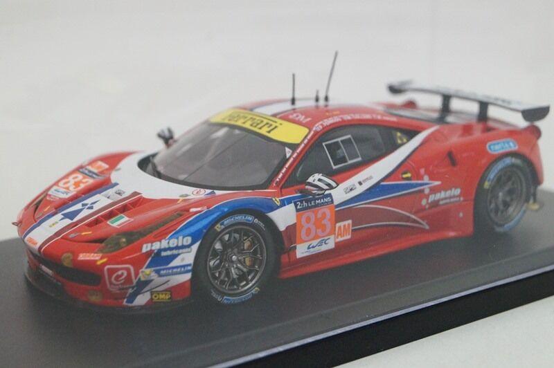 Lslm 039 LookSmart 1 43 Ferrari 458 Italia Gte Am  83 2nd LM 24h Le Mans 2016