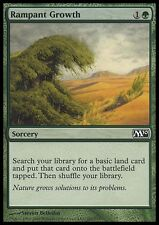 Rampant Growth EX/Played M10 MTG Magic Cards Green Common