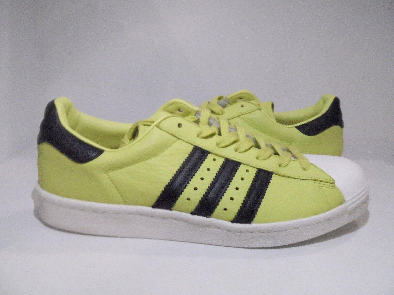 Adidas originals männer superstar auftrieb auftrieb auftrieb schuhe pastellgrün größe 12 0c251a