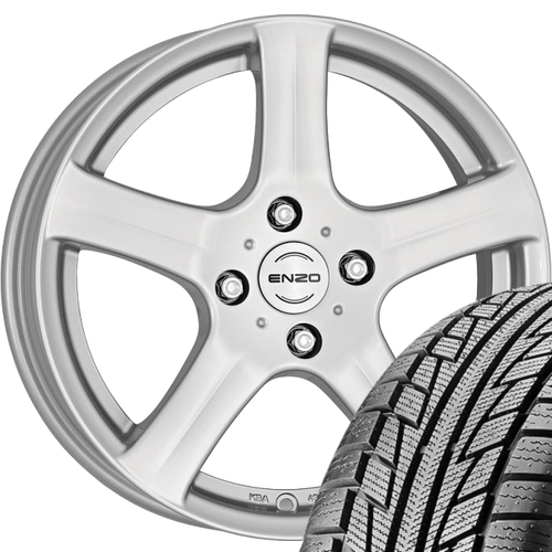 Winteraluräder VW Golf V Plus 1KP 215/40 R18 89H XL Nankang