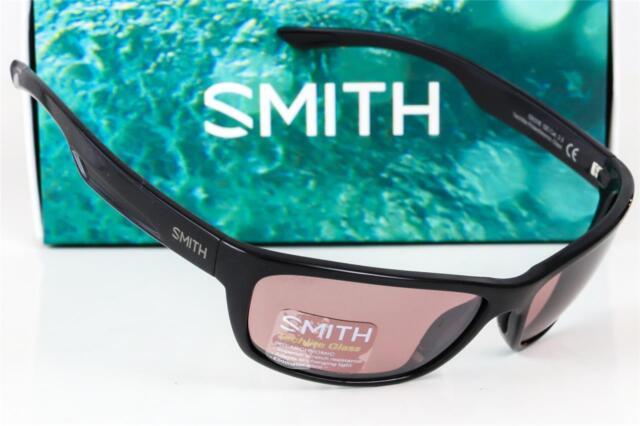 1f449808fc NEW SMITH RIDGEWELL POLARCHROMIC SUNGLASSES Techlite Glass Polarized lens