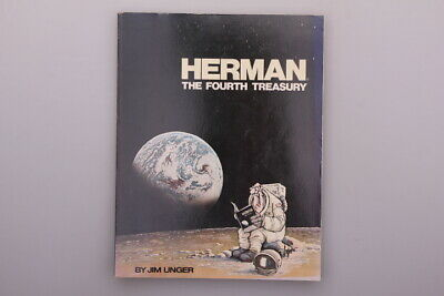 126001 Jim Unger *herman The Fourth Treasury* +illus Top-zustand!