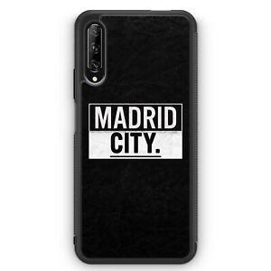 Madrid-City-funda-de-silicona-para-Huawei-p-smart-pro-motivo-Design-espana-Espana