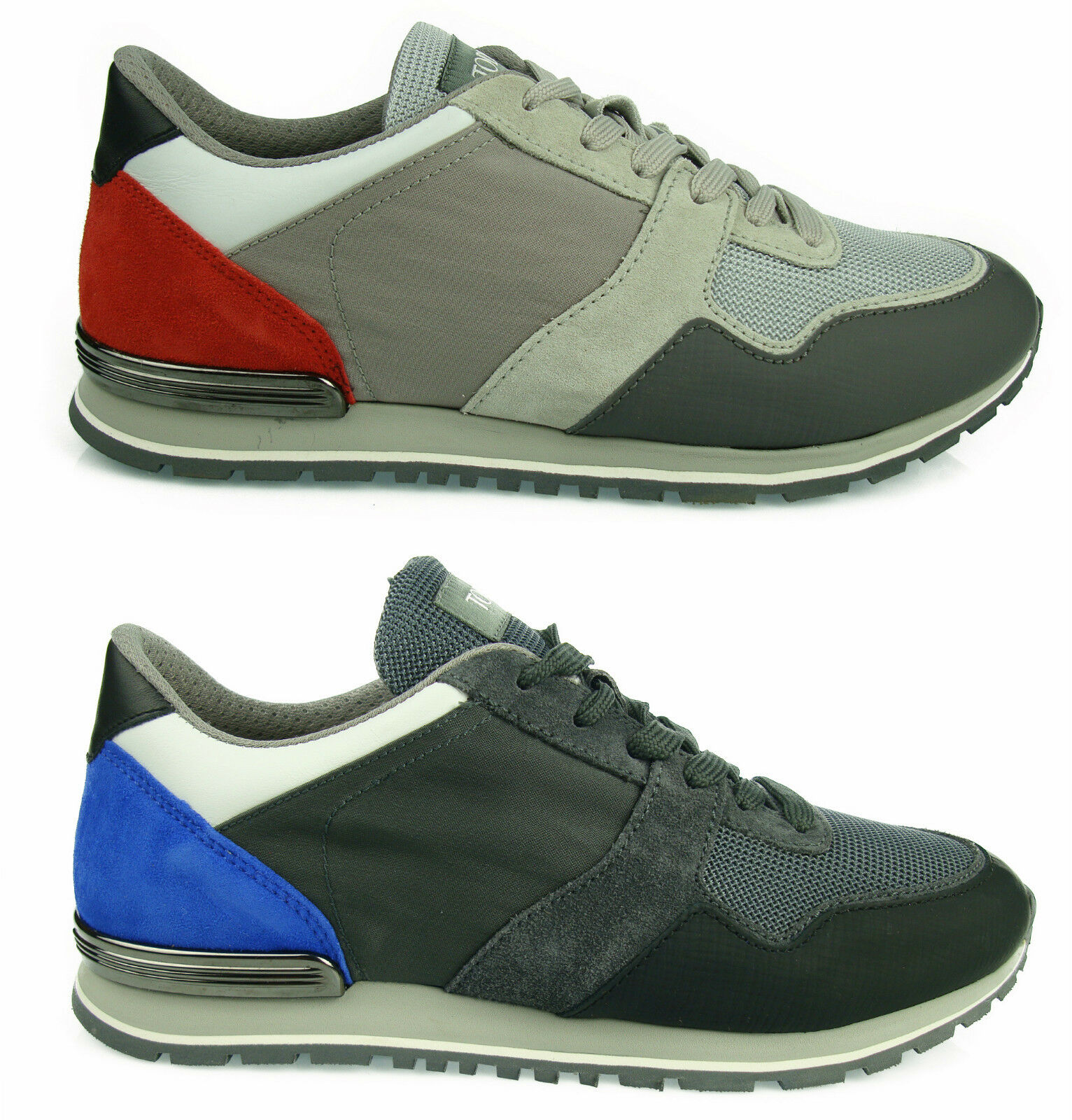 TOD'S Schuhe UOMO SNEAKERS MEN'S Schuhe HERRENSHUHE NUOVE 100% AUT.