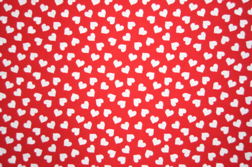 Herz Herzchen 100 /% Baumwolle Stoffe Patchwork Kinderstoff 9516 Deko Bekleidung