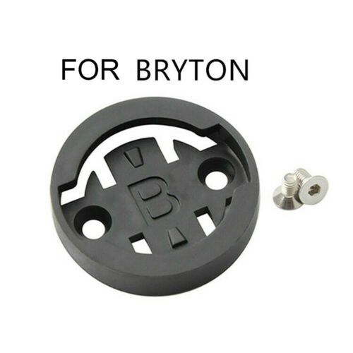 CW/_ Bike Computer Mount Insert Kit Adapter for Garmin//Wahoo//Bryton Mount ABS