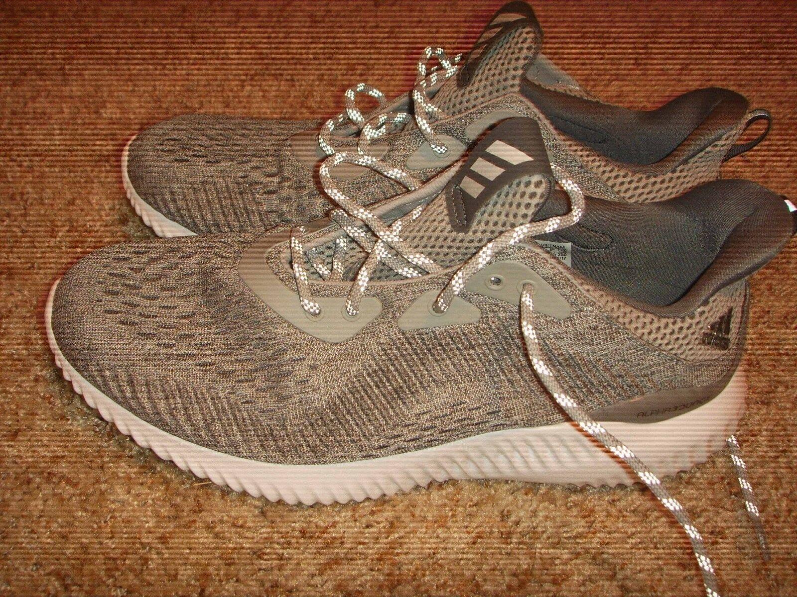 Adidas alphabounce donne em scarpa bw1194 gray donne alphabounce misura 8,5 8852fb