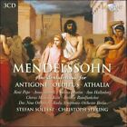 Mendelssohn: Incidental Music for Antigone, Oedipus, Athalia (CD, Apr-2011, 3 Discs, Brilliant Classics)
