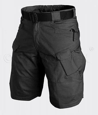 Temperato Helikon Tex Utp Urban Tactical Cargo Shorts Pantaloni Outdoor Breve Nero S Small- Delizie Amate Da Tutti