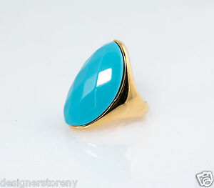 Kenneth-Jay-Lane-Faceted-Oval-Turquoise-Stone-Ring