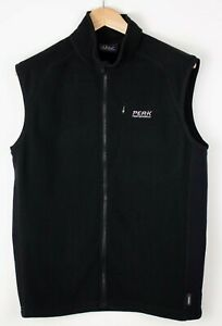 peak performance fleece vest