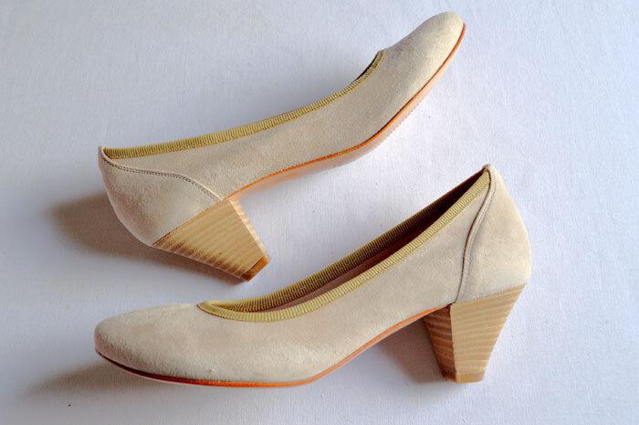 Original Louis Jean Louis Original Scherrer Moku Highheels Pumps Damen Schuhe NEU Gr. 36 SB60 58fb88