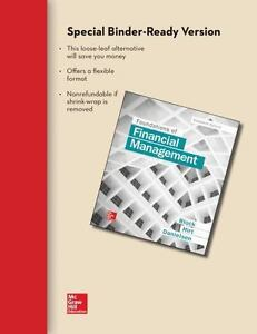 Loose leaf foundations of financial management by bartley danielsen loose leaf foundations of financial management by bartley danielsen stanley b block and geoffrey a hirt 2016 ringbound fandeluxe Image collections