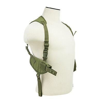 Mag Pouch Fits SIG P226 P250 SP2022 P320 227 Black Vertical Shoulder Holster
