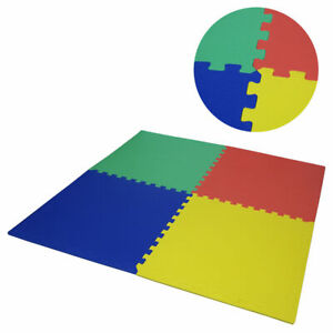 Large Eva Interlocking Floor Mats Tiles