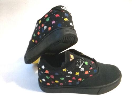 40,5 Heelys Launch Schuhe mit Rollen Sneakers schwarz  Gr