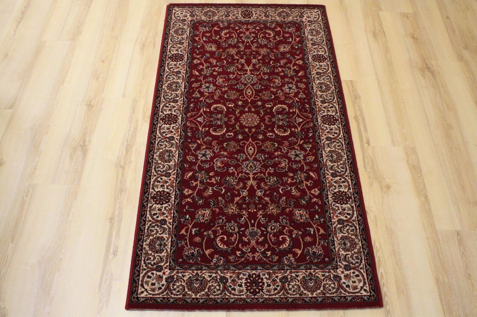 Lano Lano Lano Teppich Farsistan 5604 677 Orient 63x135 cm klassisch 100% Schurwolle 4071d7