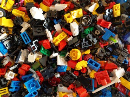 Lego 200 Kleinteile Basic Sonderteile gemischt mixed small parts 1x1 1x2 clip