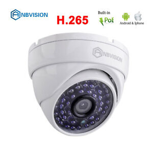 Details about Anbvision H 265 CCTV 1080P 2 0MP HD 48LED Onvif Network IP  POE DOME Camera RTSP