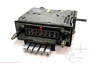 1964-Lincoln-Continental-AM-FM-Radio-C4VY18806A