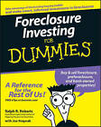 Foreclosure Investing For Dummies by Ralph R. Roberts, Joe E. Kraynak (Paperback, 2007)