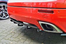 Sonderaktion Heckansatz Heckeinsatz Diffusor 5 tlg. ABS für Opel Insignia OPC