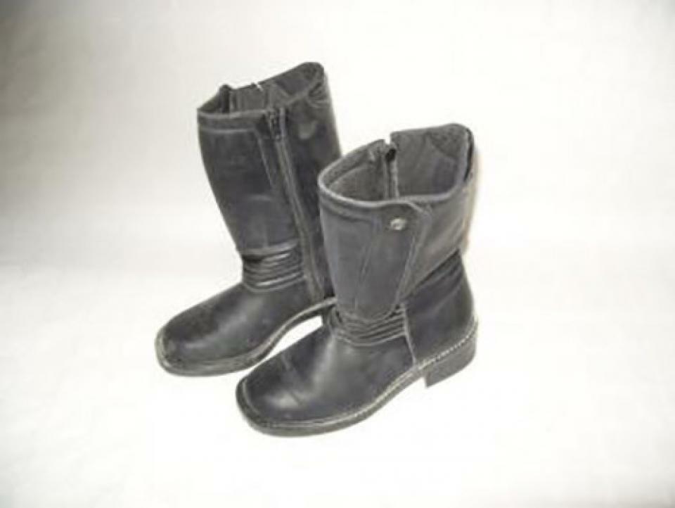 Neu Stiefel Leder für Damen Größe 36