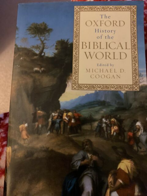 The Oxford History of the Biblical World Michael Coogan Paperback