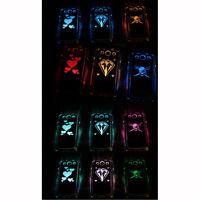 LED FLASH Farbwechsel Cover Case Samsung Galaxy S3 i9300 Hülle Leuchtcover NEU