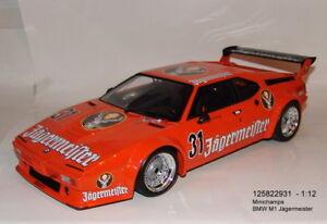 Minichamps 125822931, BMW M1 - Kurt Roi Drm Nürburgring 1982 - 1-12