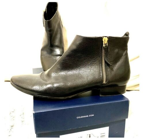 Cole Haan Belmont Bootie Black Size 8